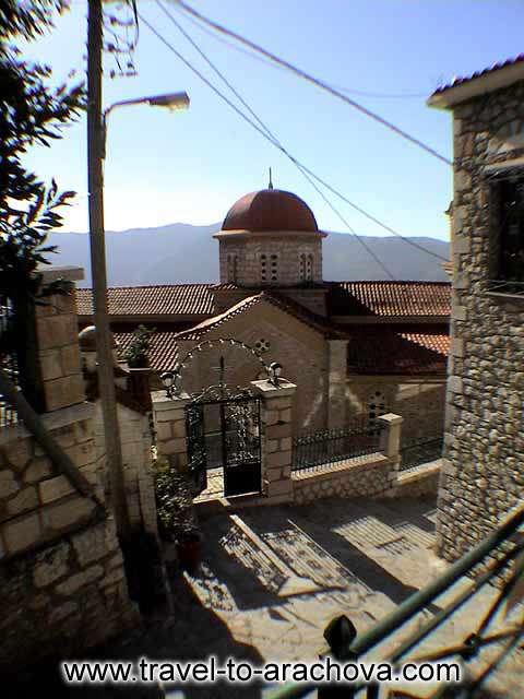 PANAGIA CHURCH -