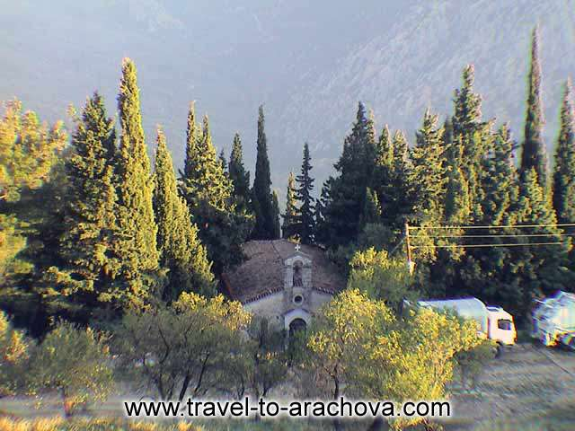 ARACHOVA PHOTO GALLERY - DELPHI