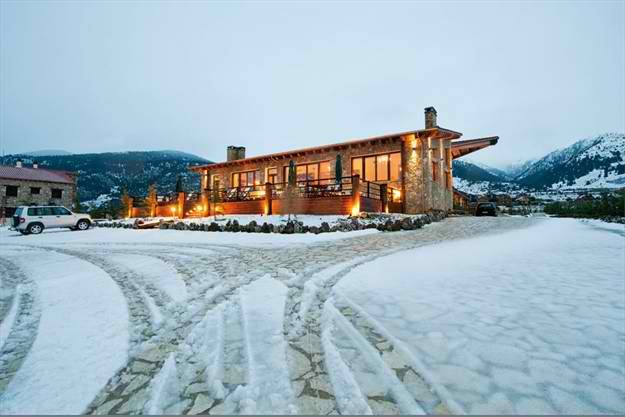 Tagli Resort & Spa IN  Livadi Arachova, Voiotia