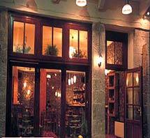 ARGOVIA  CAFE IN  ARACHOVA - PARNASSOS