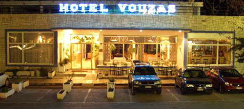 VOUZAS HOTEL IN  1 Pavlou & Friderikis Str.